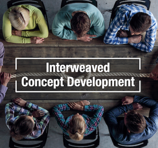 interweaved Concept Development (iCD)