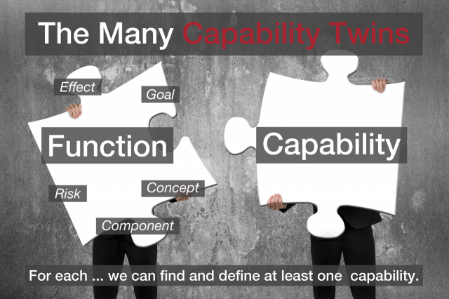 What are you talking about, the capability or its twin?