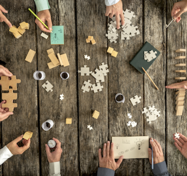Integration, facilitation, enabling, mediation